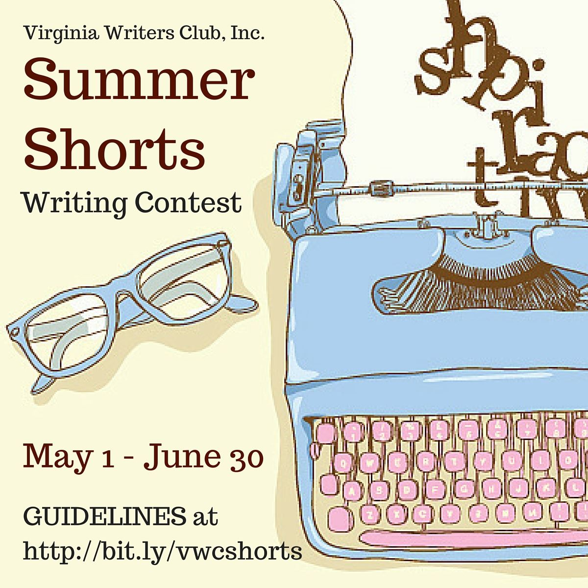 meet the authors writing contest